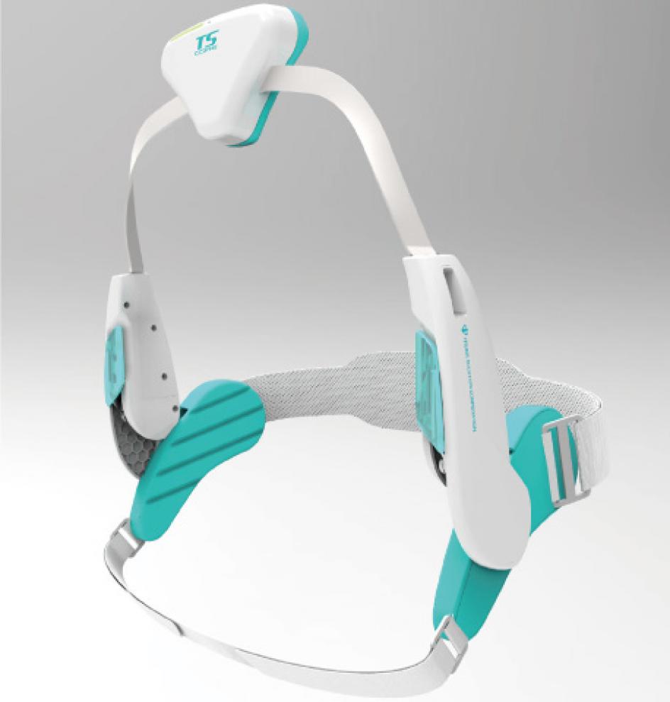 身体能力を向上させ、QOLを高める体幹訓練機器トランクソリューション①