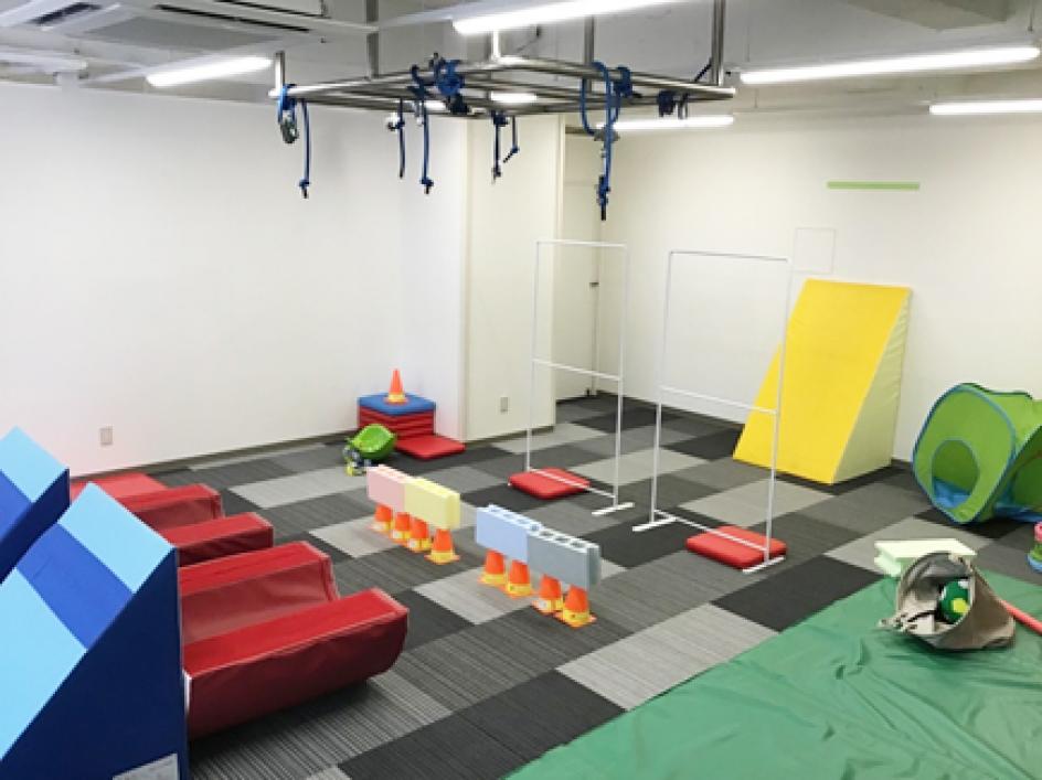 児童デイサービスでの感覚統合機器活用の取り組み