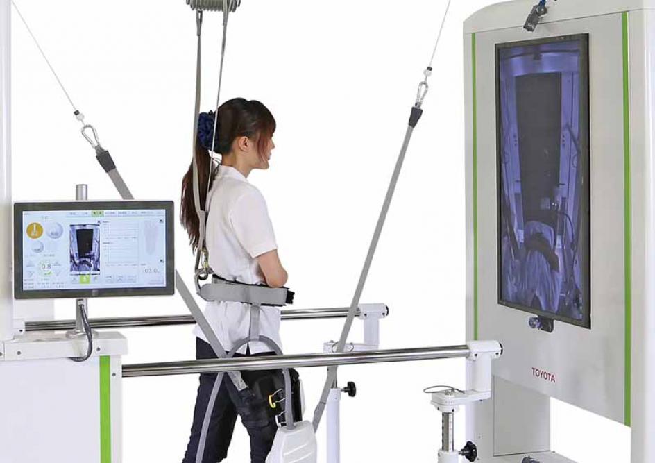 歩行トレーニングにおける歩行訓練ロボットWel-walk®️と長下肢装具の在り方を考える