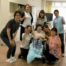 障害者支援施設カトレアの園における24時間姿勢ケアの取り組み②