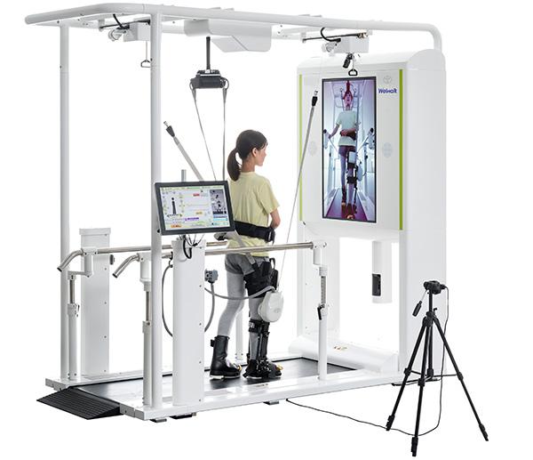 リハビリテーション支援ロボット『ウェルウォーク WW-2000』